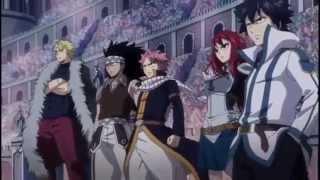 Fairy Tail Episode 171 - Naval Battle