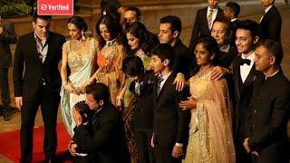 Salman Khan Sister Arpita Wedding Reception