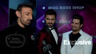Karan Mehra | Gaurav Chopra | Rahul Dev | Bigg Boss 10 | Grand Finale | Exclusive Interview
