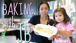 BAKING WITH JULIANNA! - June 20, 2016 - ItsJudysLife Vlogs