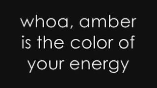 Amber - 311 (Lyrics)