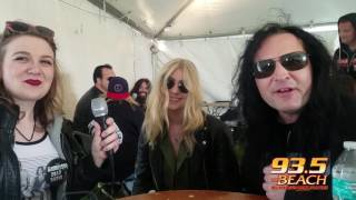 Carolina Rebellion 2017: The Pretty Reckless