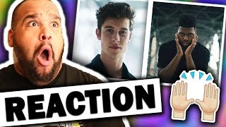 Shawn Mendes ft. Khalid - Youth (Music Video) REACTION