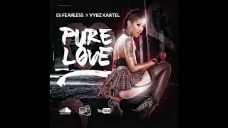 Vybz Kartel - Pure Love (Dancehall Mix 2017) 🖤