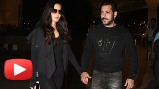 Salman Khan And Katrina Kaif Spend Time Together During The Shoot Of Tiger Zinda Hai
