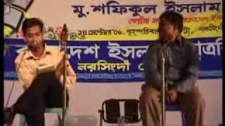 Islami natok interview  shibir