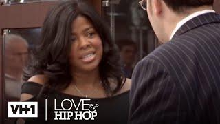 Chrissy Lampkin Goes Engagement Ring Shopping for Jim Jones | 14 Days of Love | VH1