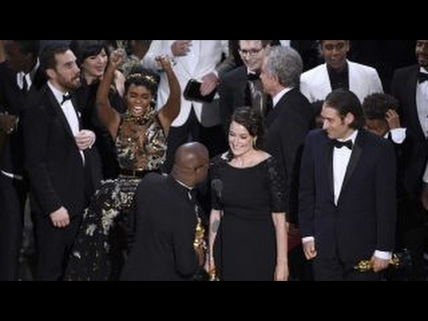 Biggest Oscars gaffe of all time