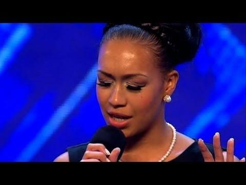 Rebecca Ferguson's X Factor Audition (Full Version) - itv.comxfactor