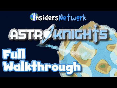 ★ Poptropica Astro Knights Full Walkthrough ★