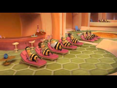 Bee Movie Flowers Dying