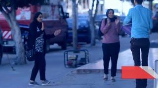 الكاميرا الخفيه - مرض السيلفي ورش الميه #12 تغيير جو -الموسم الثاني