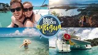 MEDSAILORS CARIBBEAN ⚓️ | ANTIGUA VLOG 2018 🇦🇬 | Brogan Tate AD