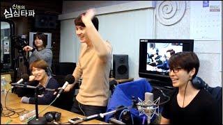 신동의 심심타파 - Super Junior M, third mini album live - 슈퍼주니어 M, 세번째 미니앨범 한소절 라이브 20140407