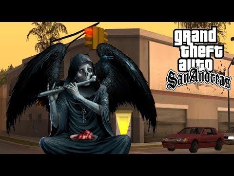 GTA San Andreas INFRAMUNDO DEL GIMNASIO Misterio Secreto