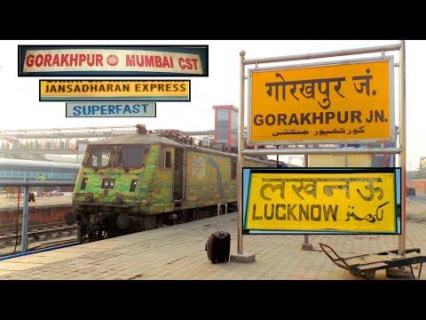 Xxx Mp4 LUCKNOW To GORAKHPUR Train Journey On A Chilly Winter Day Mumbai Gorakhpur Jansadharan Express 3gp Sex