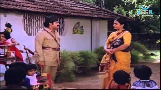 Gandhi Nagar 2nd Street Movie - Mohanlal Best Scene