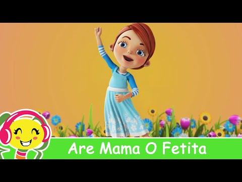 Are Mama O Fetita Frumusica Foc Cantece Gradinita .ro