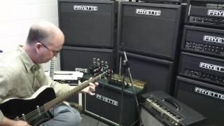 FRYETTE JAZZ AMP PROJECT FEATURING KEN ROSSER - AMAZING GRACE