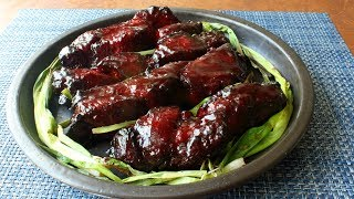 Chinese Barbecue Pork (Char Siu) Recipe - How to Make Chinese-Style BBQ Pork