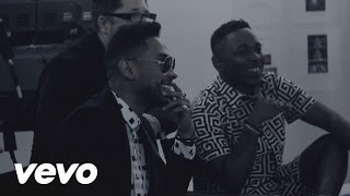 Miguel - How Many Drinks? (Behind The Scenes Part 1) ft. Kendrick Lamar