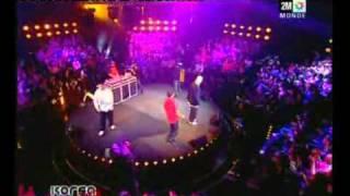 H  Kayne   Trouble Sur Korsa Live - ZeeArab.Com Rap Marocain