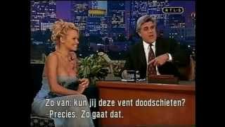 Pamela Anderson V.I.P.  on Jay Leno