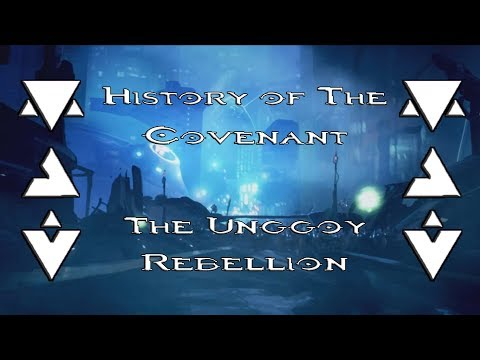 History of the Covenant-The Unggoy Rebellion