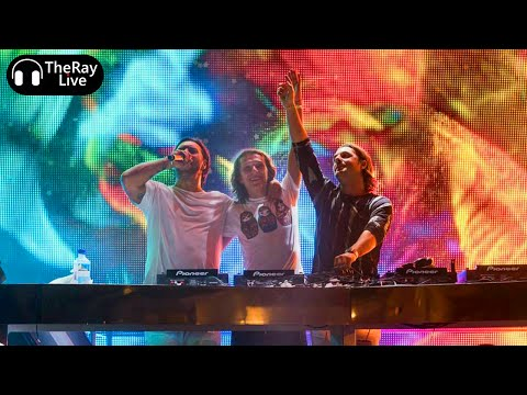 Axwell & Shapov Belong Axwell & Years Remode Live at Ultra Korea