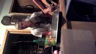 Austin and Lindsey Simple Man cover