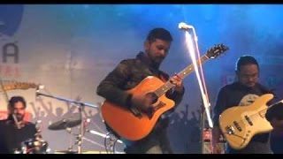 Bipul Chhetri - Syndicate - Concert - Pokhara Street Festival - 2016 (With Fireworks)