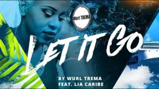 Let it Go - James Bay (Reggae Cover) by Wurl Trema feat. Lia Caribe