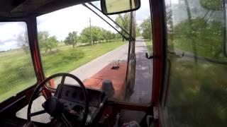 Belarus MTZ 80 Bálahordás
