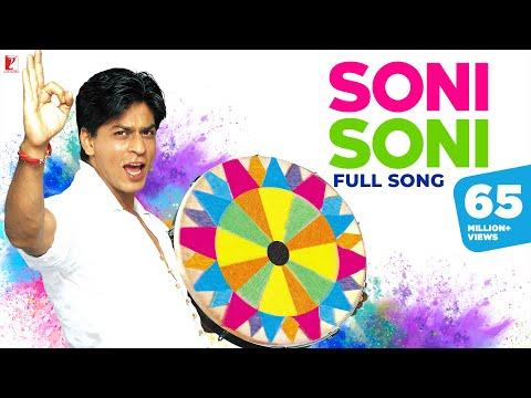 Soni Soni - Full Song | Mohabbatein | Shah Rukh Khan | Uday Chopra | Jugal Hansraj | Jimmy Shergill