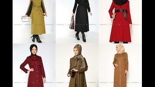 2016 keçe kaşe kap kaban manto modelleri Tesettür Giyim Modelleri