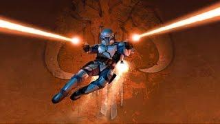 Star Wars Bounty Hunter Cinematic Cutscenes
