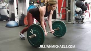 Jillian Michaels - Killer barbell exercises