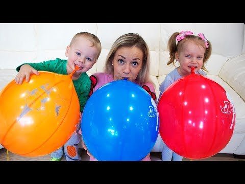 Xxx Mp4 Gaby Alex And Mommy Playing With Balloons And Learns Colors 3gp Sex