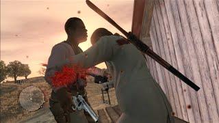 Sly Shooter - Red Dead Redemption Funny/Brutal Moments Compilation Vol.12 (Cliff/Ledge/Ladder Only)