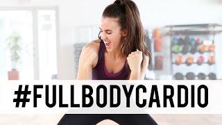 Rutina completa 45 minutos FULL BODY CARDIO 2 | Quemar grasa y tonificar