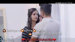 Teri kami | Akhil | Romantic 💕whatsapp status lyrics