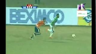 Hemonto Stepover vs Felda United