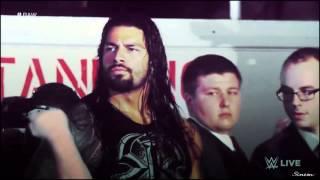 Paige y Roman Reign wwe