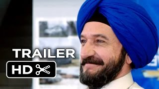 Learning to Drive Official Trailer #1 (2015) - Ben Kingsley, Patricia Clarkson Romantic Comedy HD