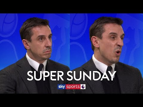 Xxx Mp4 Gary Neville Slams Man United Midfielders Quot Not One Of Them Can Pass A Football Quot Super Sunday 3gp Sex