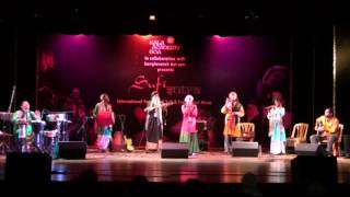 images Kalankini Radha Performance At Sufi Sutra 2015 Goa By East West Local Bengal Goa