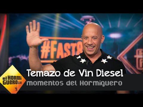 Xxx Mp4 En Exclusiva El Tema Que Ha Grabado Vin Diesel Con Nicky Jam El Hormiguero 3 0 3gp Sex
