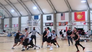 CRAZY FIGHT IN GAME! PUNCHES THROWN! (Benches cleared)