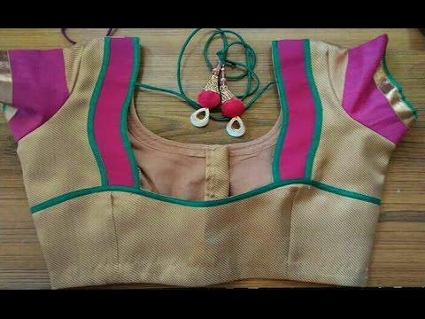 Latest top 10 blouse designs | Indian Bridal Wear blouse designs for women (DIY)