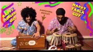 Desi Comedy - Happy Tabla & Singer Guy Nursery Rhyme Special